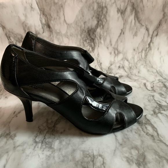 Black Heel With Memory Foam | Poshmark